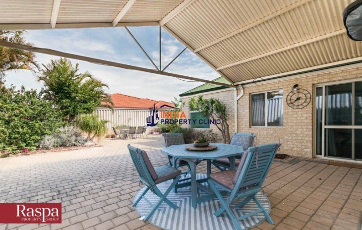 4 Bed Family Home For Sale in Coogee WA